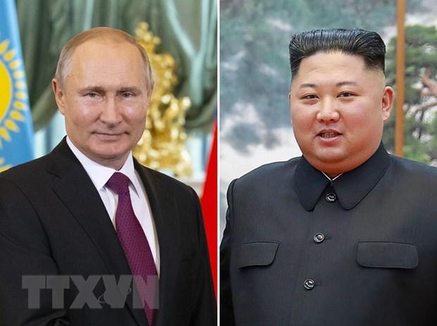 Thuong dinh Nga - Trieu: Tong thong Nga toi Vladivostok hinh anh 1