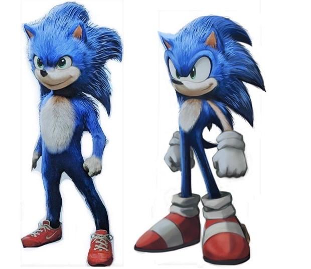 Hung bao chi trich, Paramount cam ket thay doi tao hinh nhim Sonic hinh anh 1