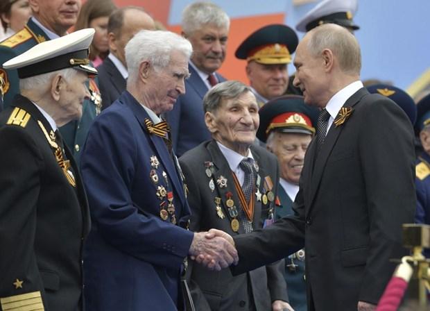 Ong Putin keu goi xay dung he thong an ninh binh dang voi cac quoc gia hinh anh 1