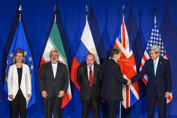 Iran khang dinh muon cung co thoa thuan hat nhan voi P5+1 hinh anh 1