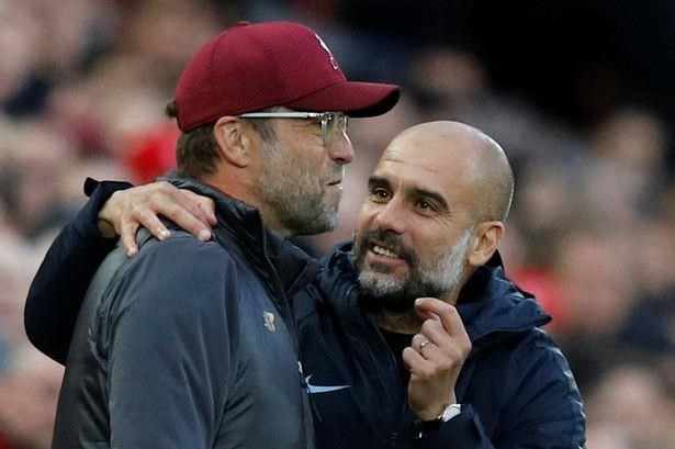 Truoc hoi ket, Pep Guardiola choi don tam ly voi Liverpool hinh anh 1