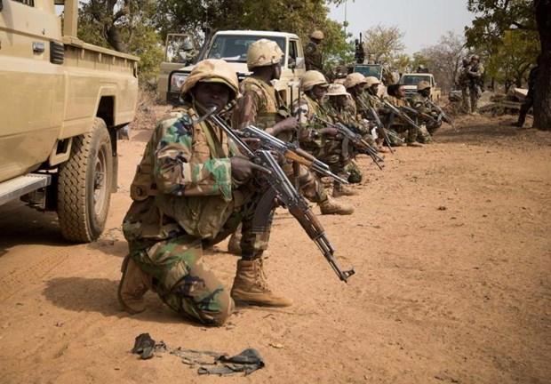 Tan cong nham vao binh si Niger gay nhieu thuong vong hinh anh 1