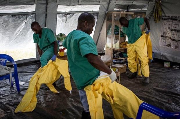 Dot dai dich Ebola thu 2 o Congo da khien hon 1.000 nguoi tu vong hinh anh 1
