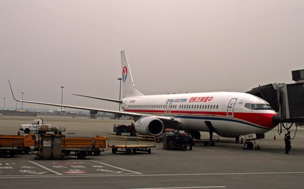 Hang hang khong China Eastern Airlines yeu cau Boeing boi thuong hinh anh 1