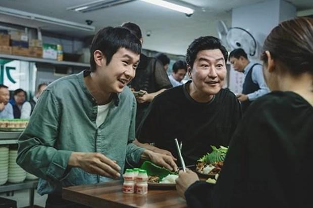 ''Ky Sinh Trung'' duoc ham mo hon ca phim cua Tarantino o Cannes hinh anh 1