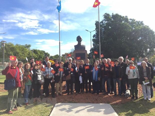 Argentina vinh danh Chu tich Ho Chi Minh nhan 129 nam ngay sinh Nguoi hinh anh 1