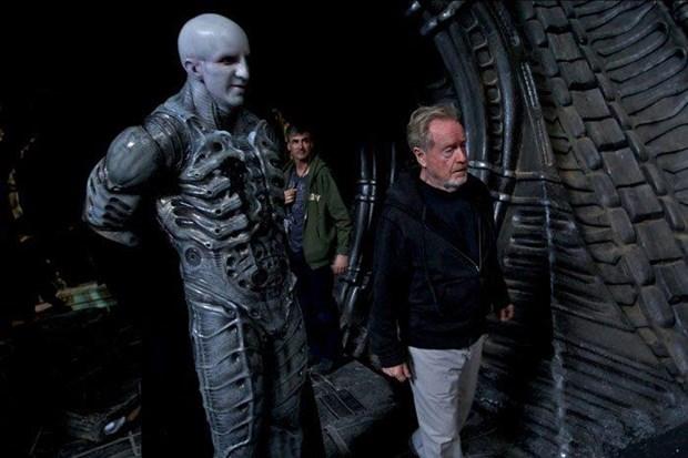 Thuong hieu quai vat khong gian Alien se tiep tuc duoc Disney dau tu hinh anh 2