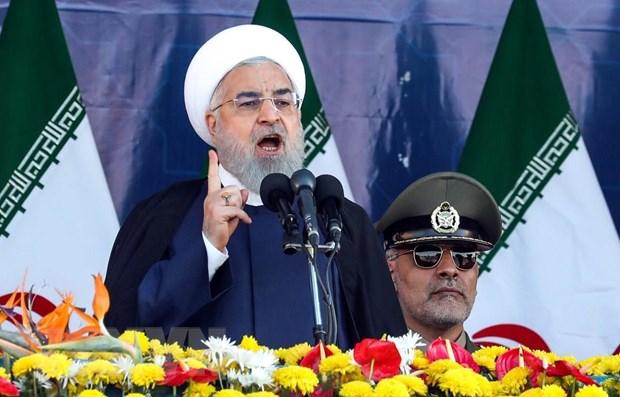 Iran muon My do bo trung phat neu muon bat dau dam phan hinh anh 1