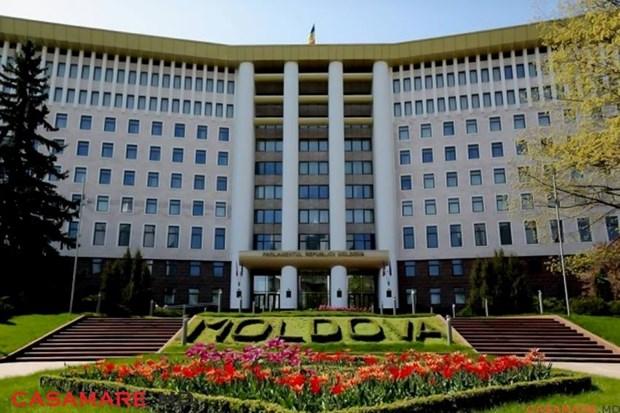 Toa an Hien phap Moldova huy phan quyet giai tan Quoc hoi hinh anh 1