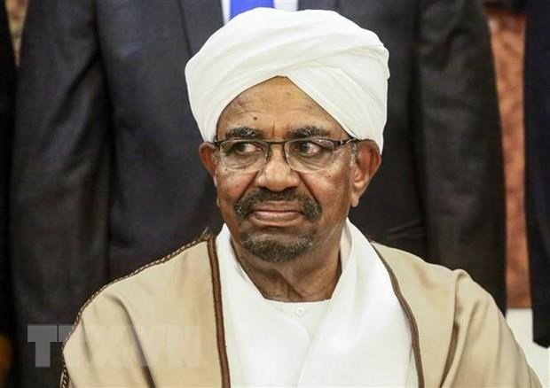 Cuu Tong thong Sudan Omar al-Bashir lan dau xuat hien tai toa hinh anh 1