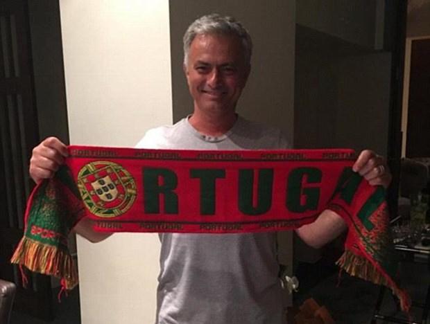 Jose Mourinho du dinh chuyen sang lam huan luyen vien o cap quoc gia hinh anh 1