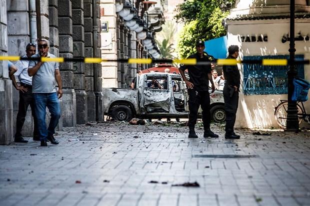 Quoc hoi Tunisia hop khan sau 2 vu danh bom lieu chet hinh anh 1