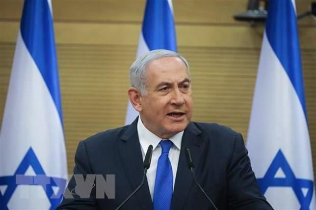 Thu tuong Netanyahu canh bao Iran nam trong tam ban cua Israel hinh anh 1