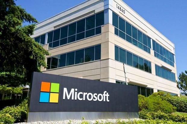 Microsoft ghi nhan doanh thu