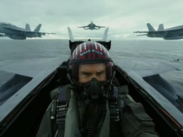 Top Gun: Maverick tung trailer kich tinh voi su tro lai cua Tom Cruise hinh anh 1
