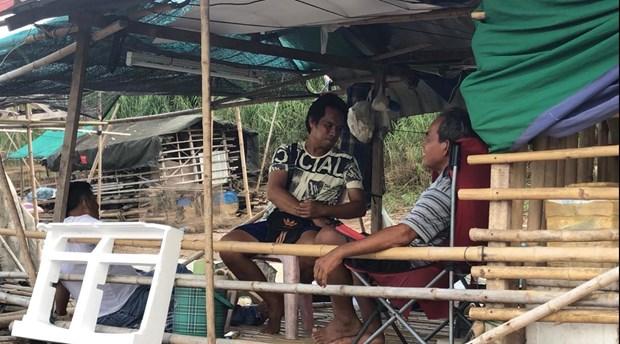 Muc nuoc song Mekong tai Nakhon Phanom thap nhat trong gan 100 nam hinh anh 2