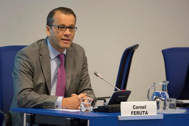 IAEA bo nhiem quan chuc ngoai giao Romania lam quyen Tong Giam doc hinh anh 1