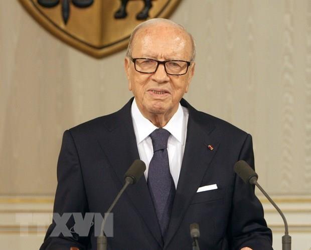 Tong thong Tunisia Beji Caid Essebsi qua doi o tuoi 92 hinh anh 1