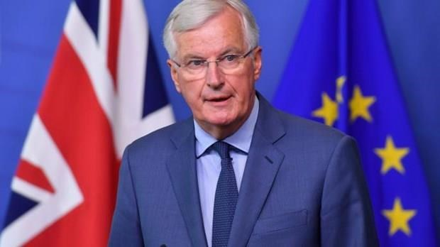 EU phan doi yeu cau thay doi thoa thuan Brexit cua tan Thu tuong Anh hinh anh 1