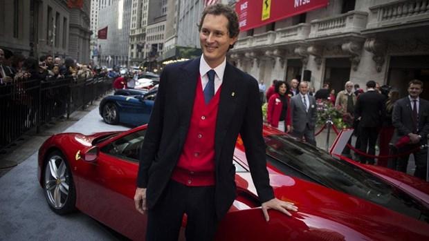 Ferrari se tang cuong san xuat dong oto hang sang duong dai GT hinh anh 1
