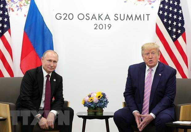 Tong thong Putin: Nga se phat trien he thong ten lua tam trung va ngan hinh anh 1