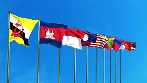 Cac nha lanh dao ASEAN tai khang dinh vai tro trung tam cua khoi hinh anh 1