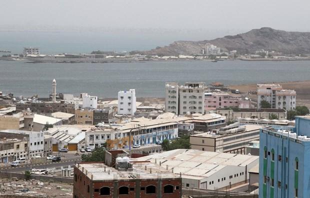 Luc luong chinh phu giai phong mot so khu vuc phia Nam Yemen hinh anh 1