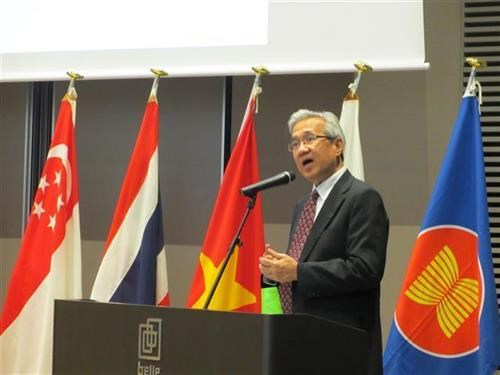 Pho Tong Thu ky ASEAN nhan manh tam quan trong cua van de Bien Dong hinh anh 1