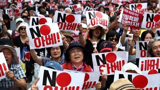 Han Quoc hoi thuc Nhat Ban tham gia doi thoai