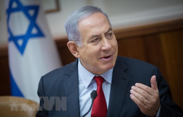 Israel to thai do cung ran truoc cac vu tan cong tu Dai Gaza hinh anh 1