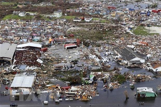 Bahamas: Van con 2.500 nguoi mat tich sau sieu bao Dorian hinh anh 1