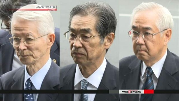 Nhat Ban: 3 cuu quan chuc cua TEPCO duoc tuyen trang an hinh anh 1