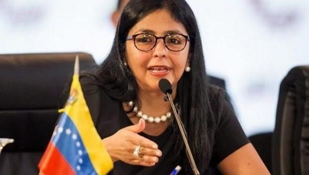 Venezuela keu goi My khoi phuc lai cac kenh doi thoai hinh anh 1