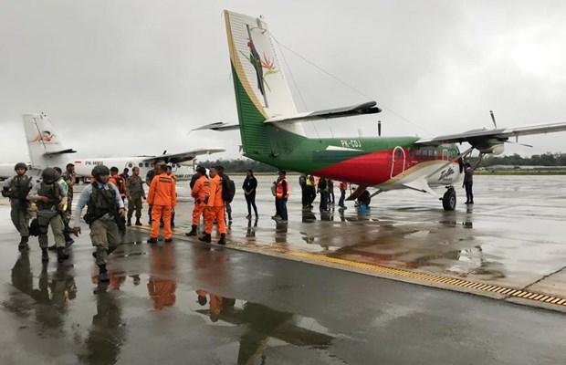 Indonesia tim thay thi the trong vu may bay cho hang mat tich hinh anh 1