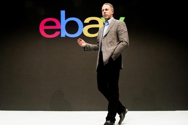 CEO Devin Wenig cua trang thuong mai dien tu eBay tu chuc hinh anh 1