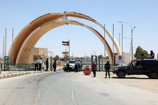 Iraq quyet dinh mo lai cua khau Qaim voi Syria vao ngay 30/9 hinh anh 1