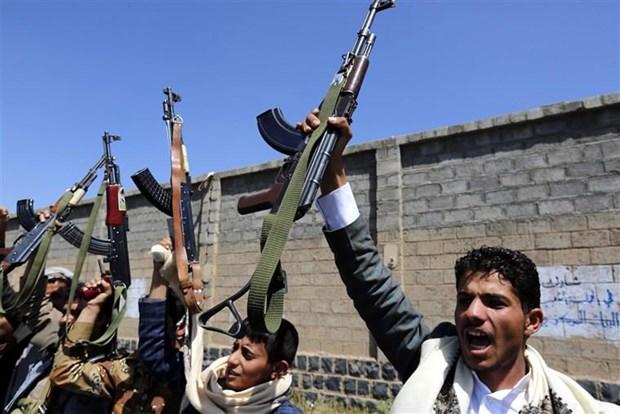 Saudi Arabia danh gia tich cuc de xuat ngung ban cua luc luong Houthi hinh anh 1