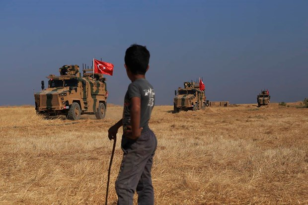 My va Tho Nhi Ky thao luan cac buoc di ve vung an toan tai Syria hinh anh 1