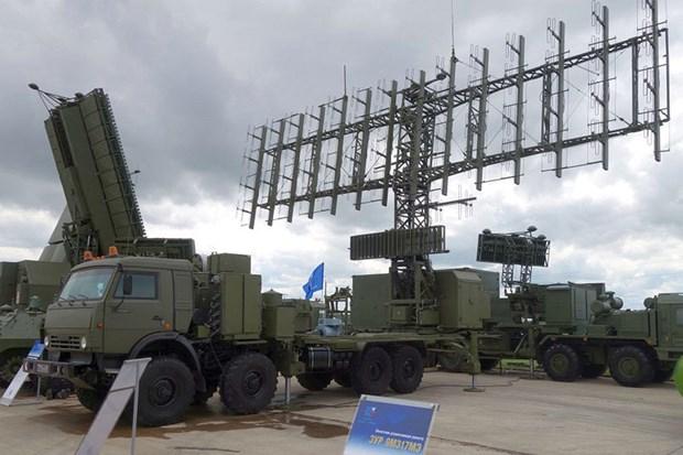 Quan doi Nga duoc trang bi radar