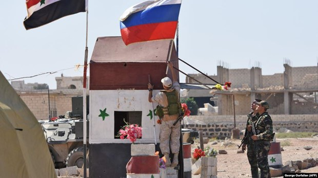 Nga tuyen bo se khong can du cuoc xung dot giua Tho Nhi Ky, Syria hinh anh 1