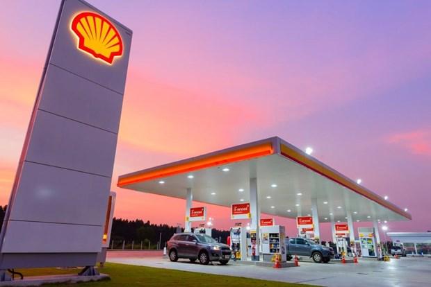 Cong ty dau khi Royal Dutch Shell den bu khi thai CO2 tai Anh hinh anh 1