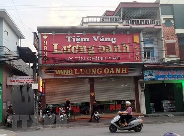 Đối tượng dùng súng cướp tiệm vàng tại Quảng Ninh bị bắt ở Hải Phòng
