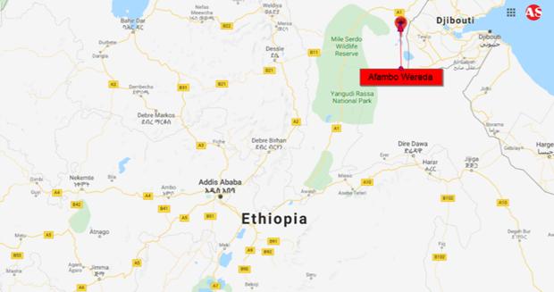 Ethiopia: Tan cong vu trang khien hang chuc nguoi thiet mang hinh anh 1