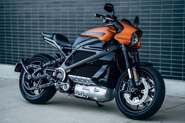 Hang Harley-Davidson ngung san xuat xe may dien LiveWire hinh anh 1