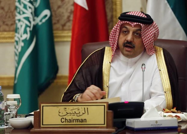 Qatar loai tru kha nang xay ra chien tranh giua My va Iran hinh anh 1