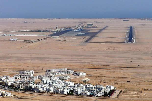 Anh do bo khuyen cao cam bay den Sharm El-Sheikh cua Ai Cap hinh anh 1
