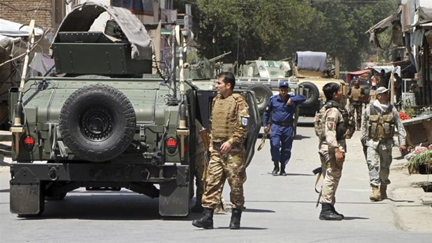 Afghanistan tiep tuc mo rong quyen kiem soat o mien Bac hinh anh 1