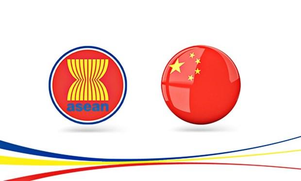 Trung Quoc va ASEAN tang cuong hop tac song phuong hinh anh 1
