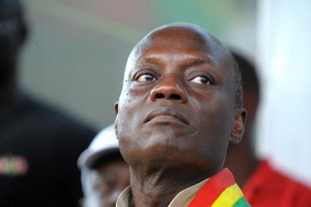 Guinea-Bissau lai lam vao mot cuoc khung hoang chinh tri hinh anh 1