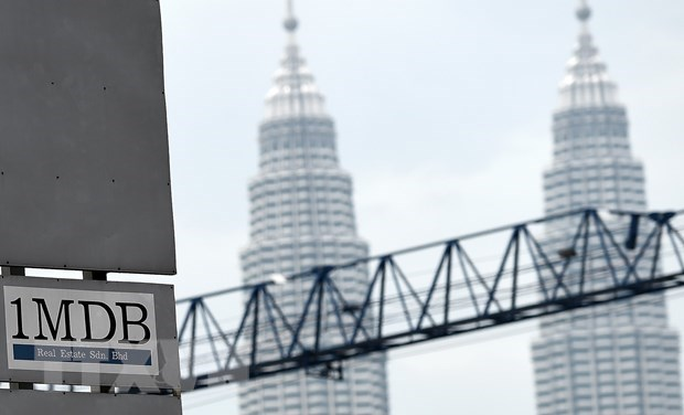 Malaysia no luc xac dinh khoan tien con lai trong vu be boi quy 1MDB hinh anh 1